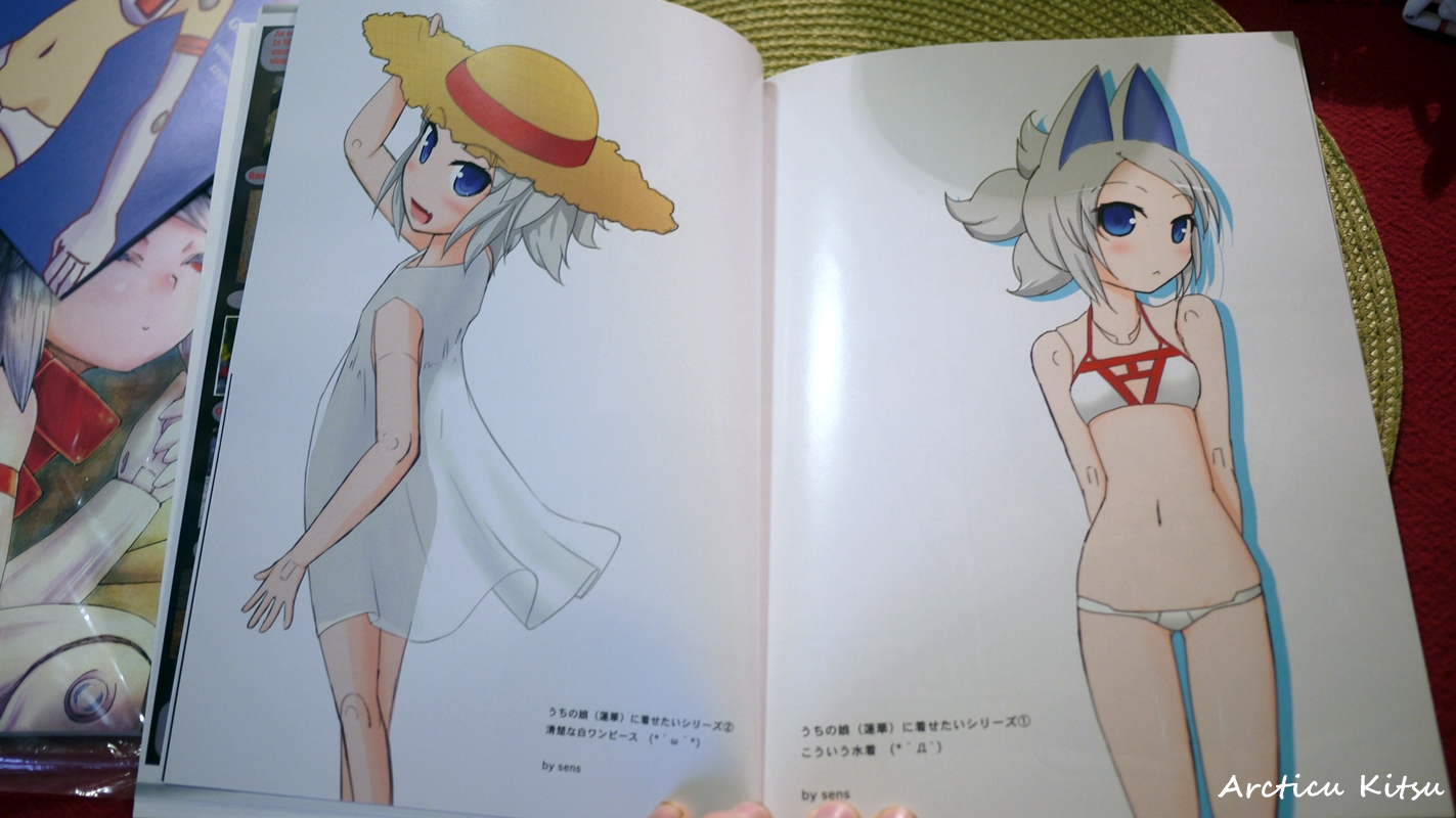 - If Renge wasn't skimpy enough, she can further expose herself with an actual swimsuit appearance to the right, which I love & highly approve of. Even something more casual with a casual beach wear to the left.